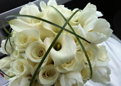 mini calla lilies